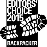 Backpacker 2015 Editor's Choice Award Winner